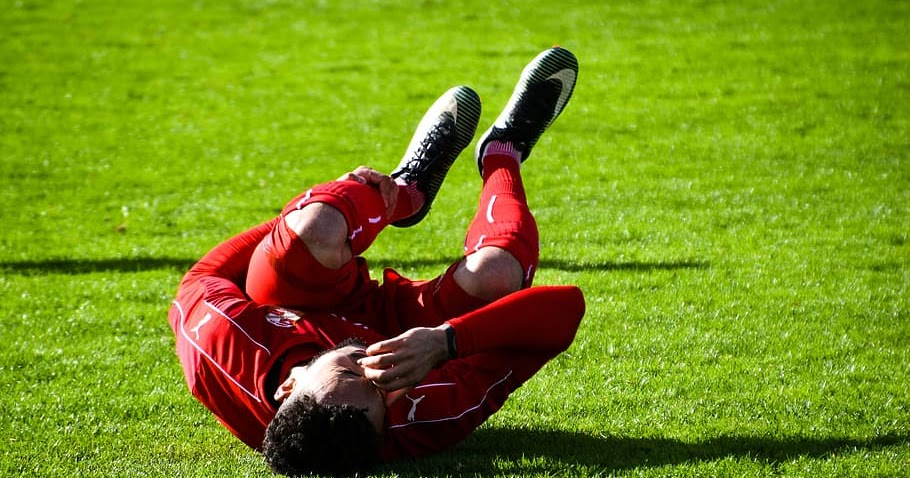 Photo of Fear of injury in sport