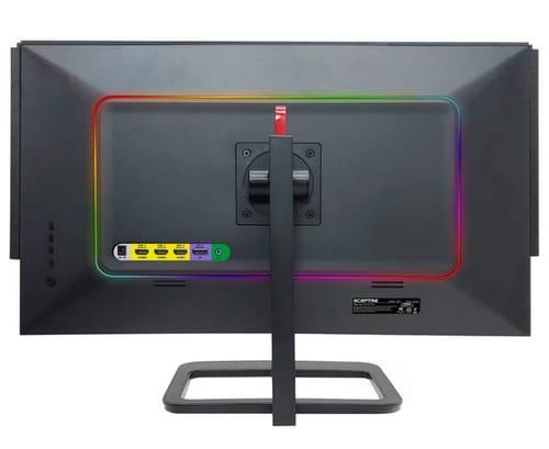 Sceptre E278B-QPN168+ IPS 2K LED QHD HDR400 Monitor