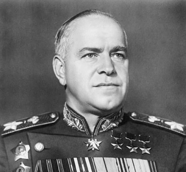 Soviet General Georgy Zhukov worldwartwo.filminspector.com