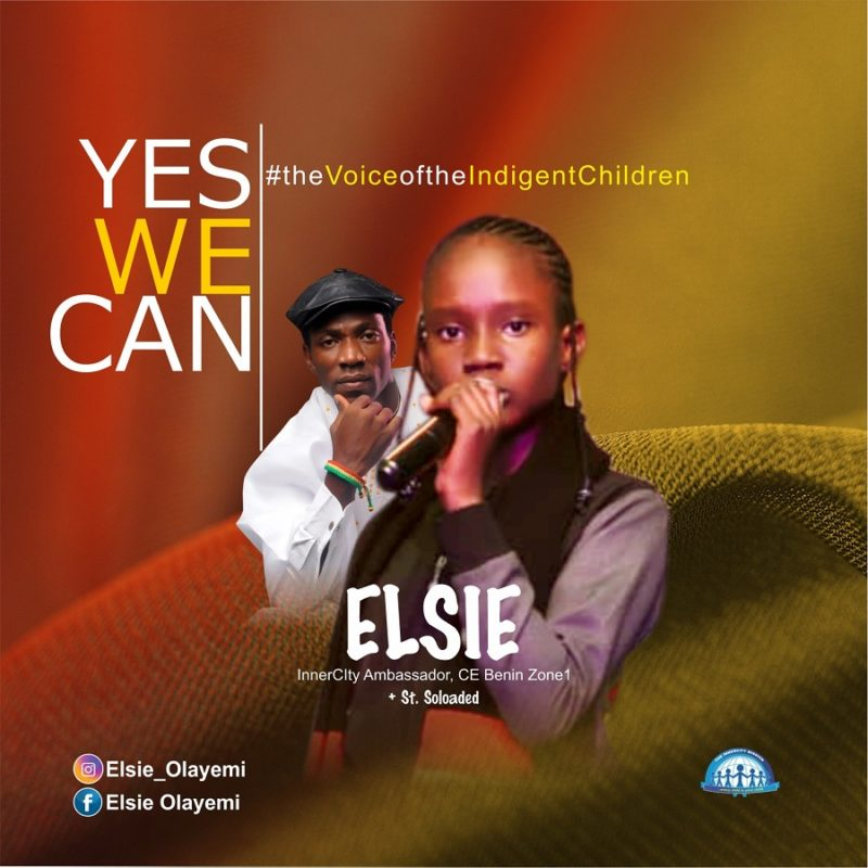 Elsie - Yes We Can Audio