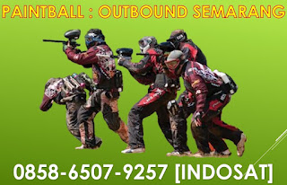 Tempat PaintBall OutBound Semarang
