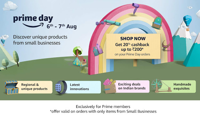 Unlock Amazon Prime Day Cashback Rewards