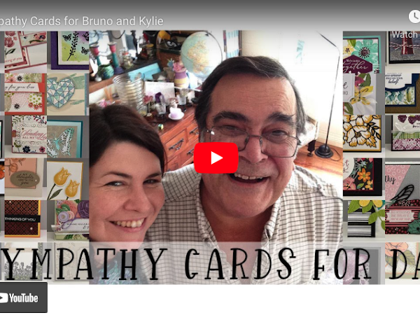 Sympathy Cards We Received | Part 4