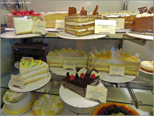 Pastiche Fine Desserts & Cafe