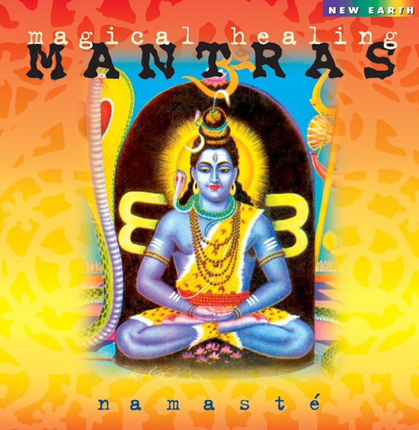 Namasté, mantras mágicos y sanadores