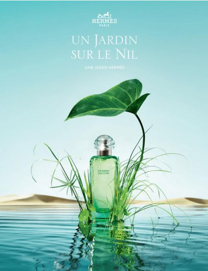 Brooklyn Fragrance Lover  The Winner of Hermes Un Jardin Sur Le Nil ... 3dcb0605786