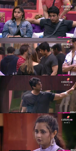 Bigg Boss 29th Nov 2019 Complete Episode 300mb 480p HDRip || 7starHd 1