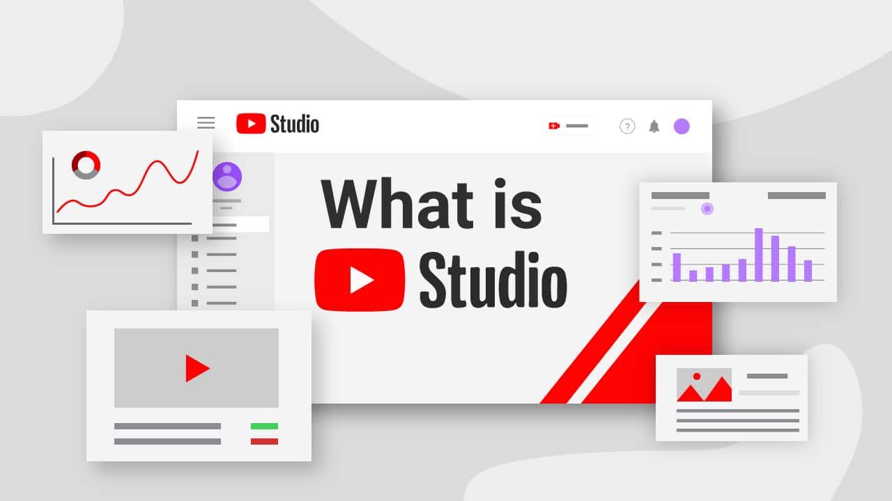 Edit video youtube di youtube studio