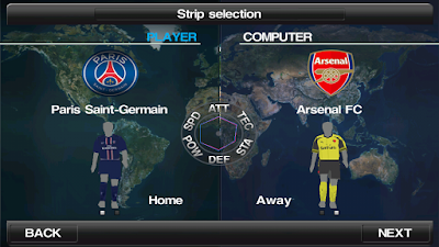 PES 2012 Android New Season 2017/2018
