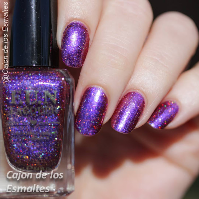 Fun Lacquer Cheers To The Holidays (H)