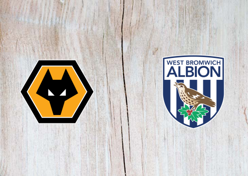 Wolverhampton Wanderers vs West Bromwich Albion -Highlights 16 January 2021