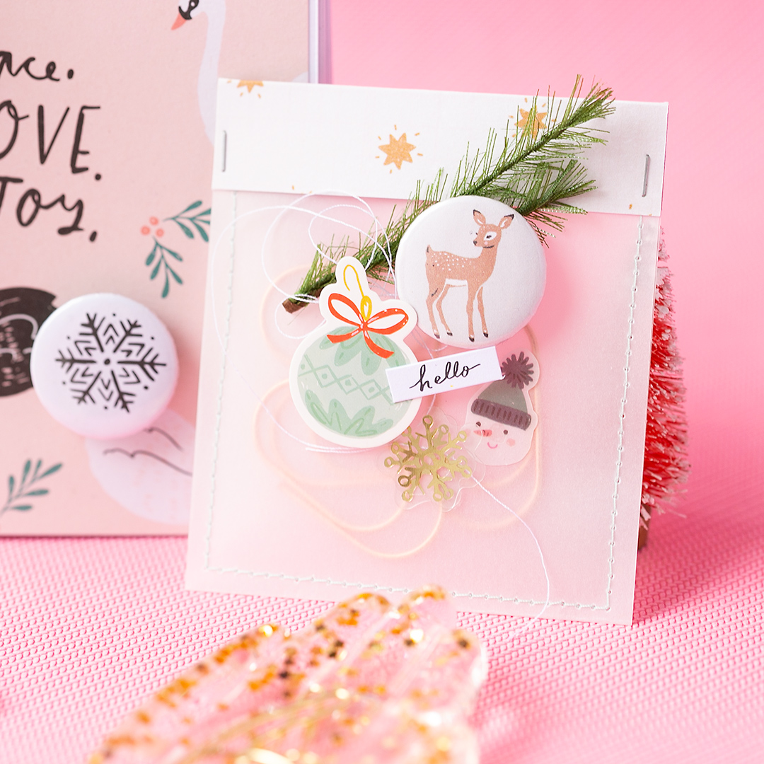 3 Great DIY Xmas Ideas with Color Pour Resin