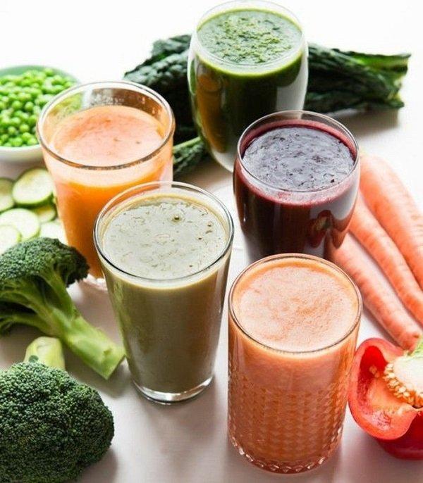 Sử dụng các loại thực phẩm thiên nhiên được khuyến cáo cho da khô