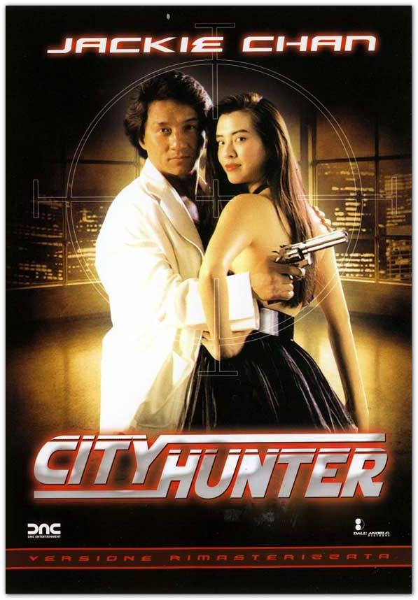 Jackie Chan's City Hunter (1993) DVDRip - 450MB | Free ...