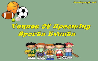Venues Of Upcoming Sports Events Kerala PSC Current Affairs