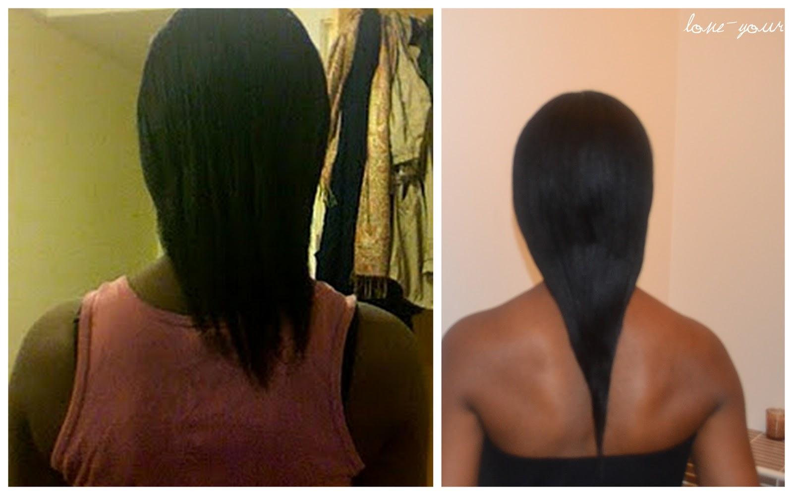 Month Hair Growth Natural Hair