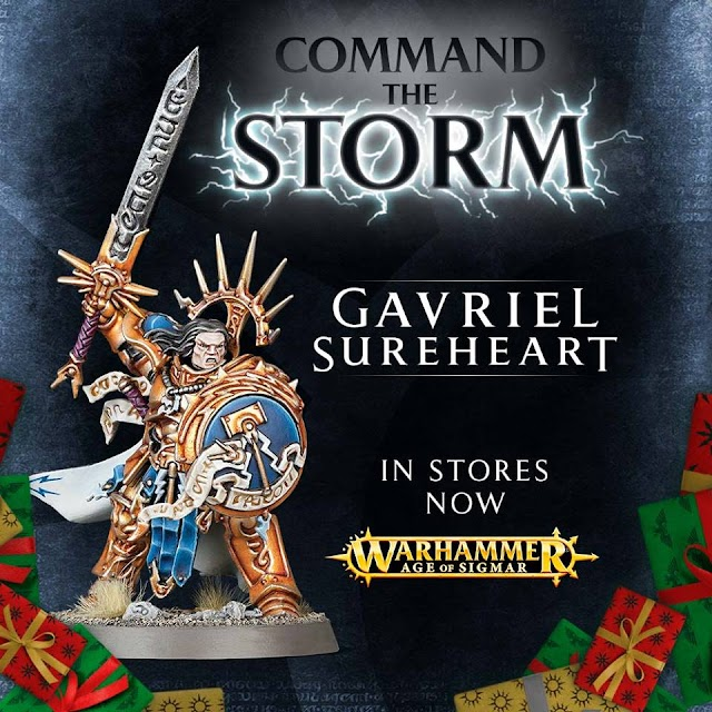 Gavriel Sureheart Available Now