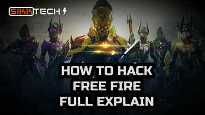 how to hack garena free fire