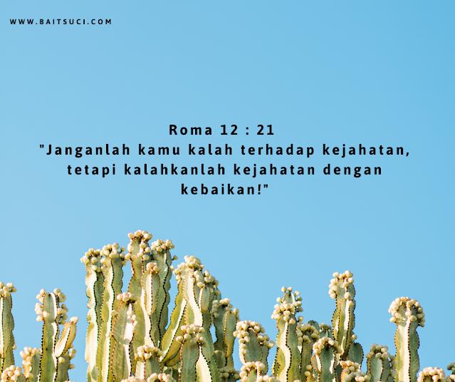 Ayat Alkitab Tentang Kebaikan