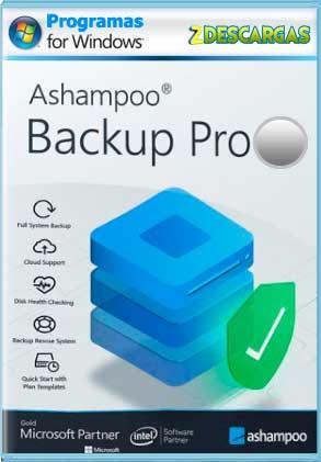 Descargar Ashampoo Backup Pro 2020 Full Español mega y google drive
