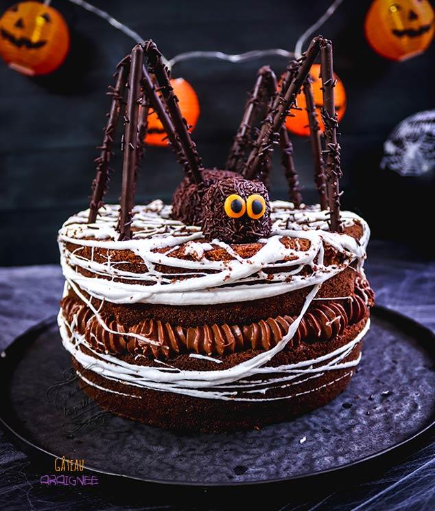 idée recette halloween