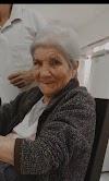 Faleceu aos 96 anos de idade dona Francisca, mãe do Paulinho que trabalha na prefeitura