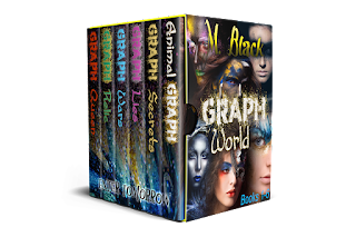 SFF Post-Apocalyptic-Graph World (6 book set)