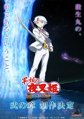 Hanyou no Yashahime: Sengoku Otogizoushi - Ni no Shou