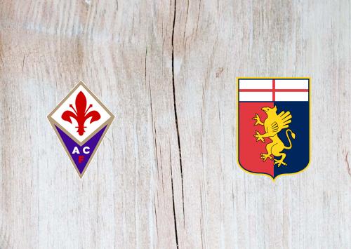 Fiorentina vs Genoa -Highlights 25 January 2020