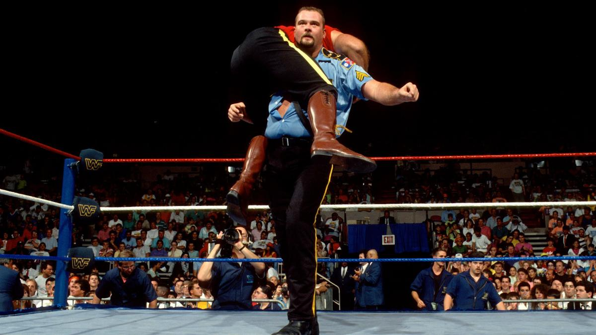 Por que Big Boss Man nunca se tornou WWE Champion?