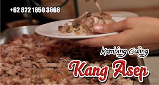 Supplier Kambing Guling untuk Hotel di Bandung