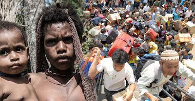 Papua 30 Persen, Pendatang 70 Persen: Mari Refleksi?