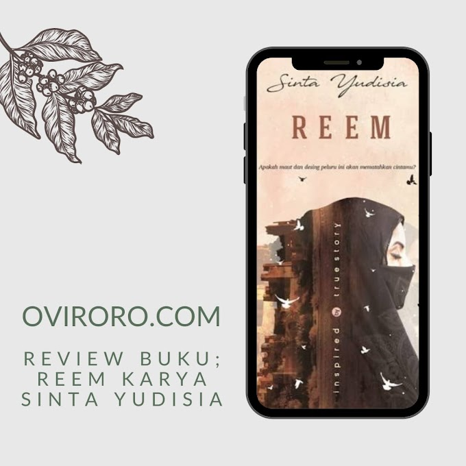 Review Buku: Reem karya Sinta Yudisia