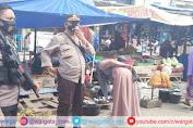 Gelar Yustisi, Polres Sinjai Sadarkan Masyarakat untuk Taati Prokes