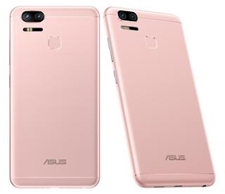 Zenfone Zoom Pink