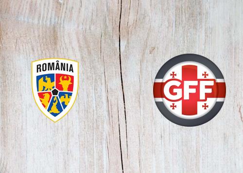 Romania vs Georgia -Highlights 02 June 2021