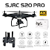 Spesifikasi Drone SJRC S20 Pro - GPS Wifi FPV