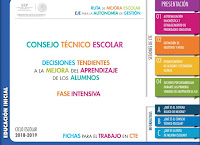 Guía CTE 2018 -Fase Intensiva - Educación Inicial