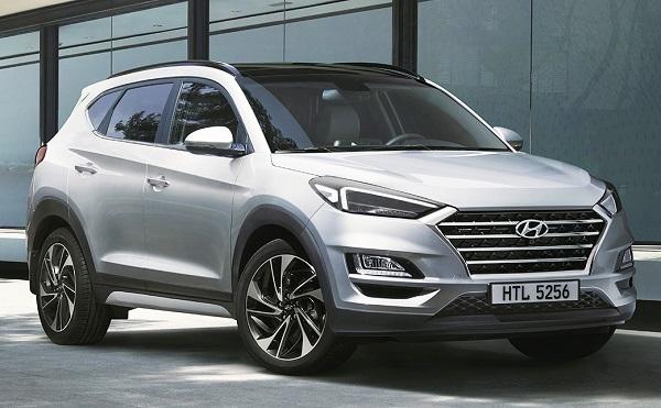 Hyundai Tucson Style