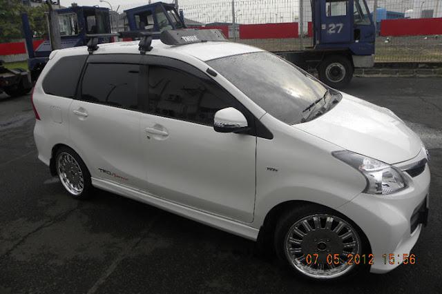 Grand New Veloz Putih All Kijang Innova 2.0 G M/t Modifikasi Toyota Avanza - Astra ...