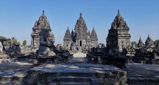 Recinto de Prambanan, Candi Sewu.