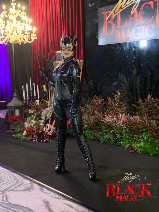 Black Magic Halloween Party 2019