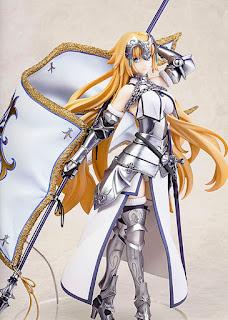 Jeanne D'Arc de Fate / Grand Order, Flare.