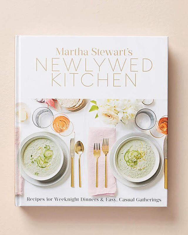 Martha moments martha stewarts newlywed kitchen quantities are scaled down to serve just two look for it in bookstores now or order on amazon for a complete list of marthas books click here negle Images