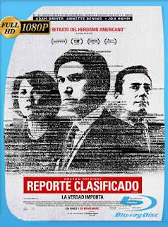 The Report (2019) HD [1080p] Latino [Google Drive] Panchirulo