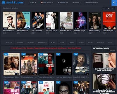 مواقع لمجانية لمشاهدة وتحميل الأفلام