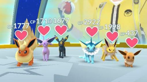 A renovação dos ginásios de Pokémon GO atraiu consigo novas ideias dos fãs, como equipar os defensores com somente uma temática.