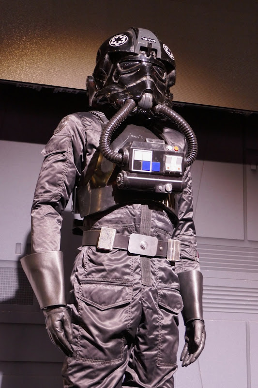 Imperial TIE Fighter pilot costume Star Wars