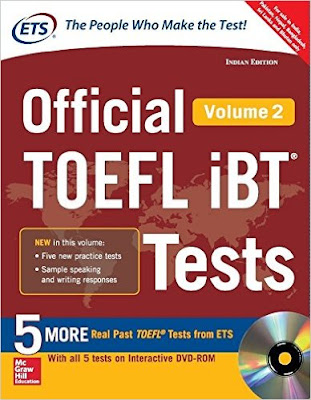 Download Free TOEFL iBT Book PDF