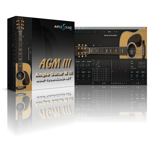 Ample Sound - AGM III v3.0.1 Full version